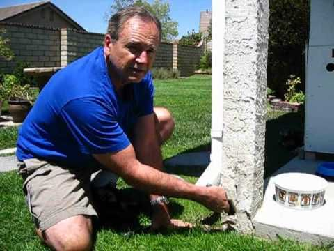 ▶ STUCCO REPAIR - Be Your Own Handyman @ Home - YouTube