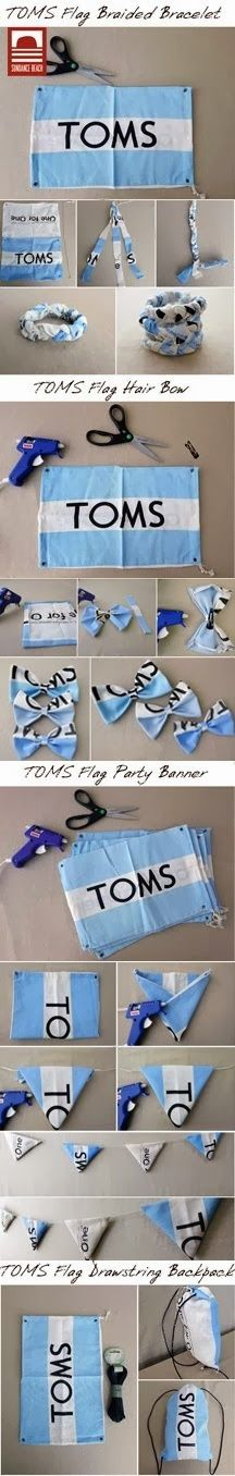 Toms Flag Braided Bracelet. @Cassandra Dowman Dowman Guild @Wesley Archambault Archambault Piper
