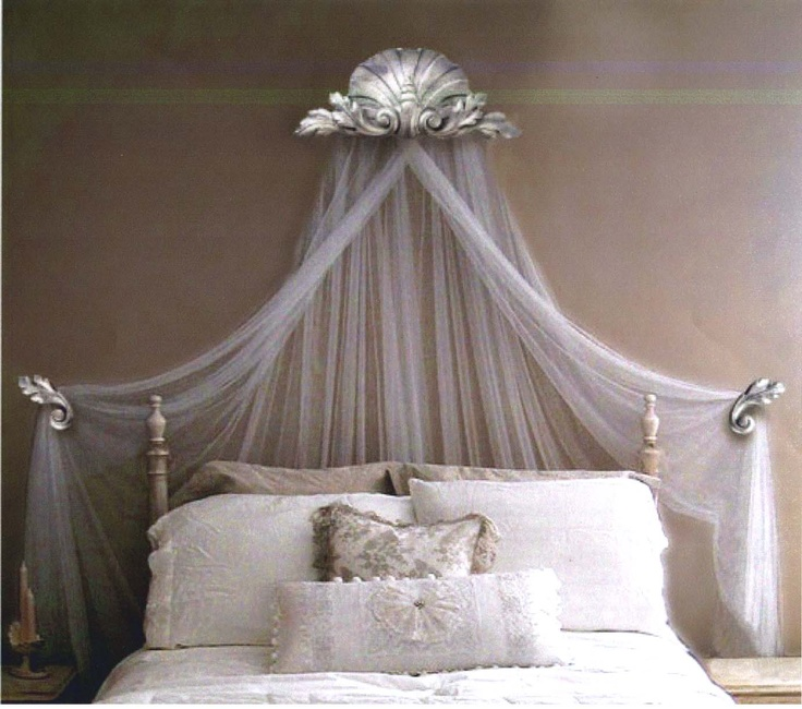 Shop Our Galleries Tie Backs For The Shell Bed Crown