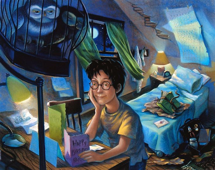 17 Best Harry Potter Illustrations By Mary Grandpre Images