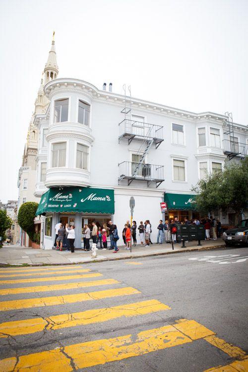 Breakfast: Mama's San Francisco
