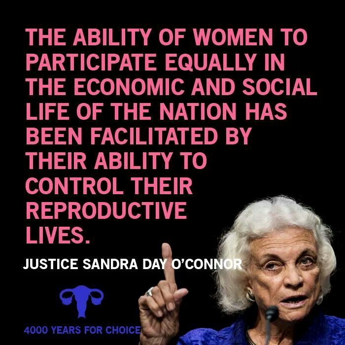 Why reproductive freedom is necessary to women's equality?