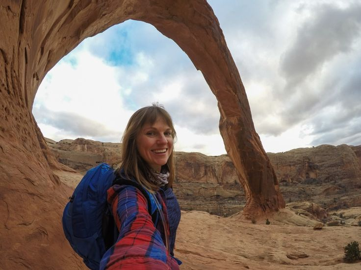 The Corona Arch Trail is a short, dog-friendly hike right outside Moab leading to a huge arch and is a great way to kill an afternoon in Southern Utah. Read our trip report and get the full trail guide.