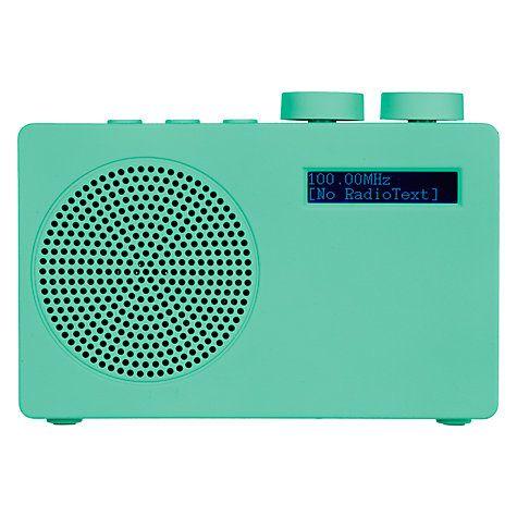 Buy John Lewis Spectrum DAB/FM Digital Radio Online at johnlewis.com