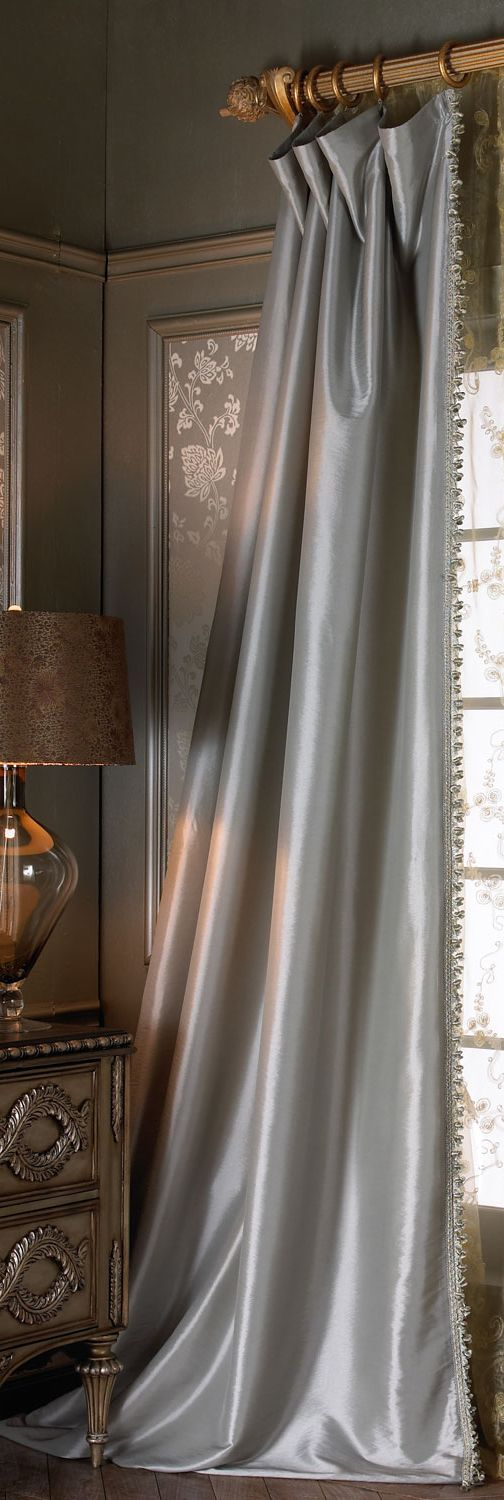 Sweet Dreams Curtains More. Curtain StylesCurtain IdeasGray DecorTuscan ...