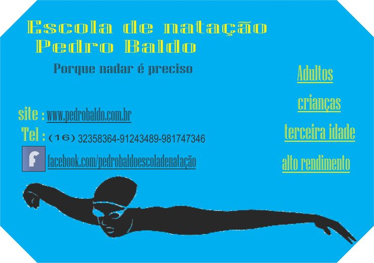 Escola de natação Pedro Baldo