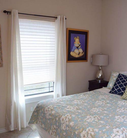Paper Homemade Window Blinds | DIYIdeaCenter.com
