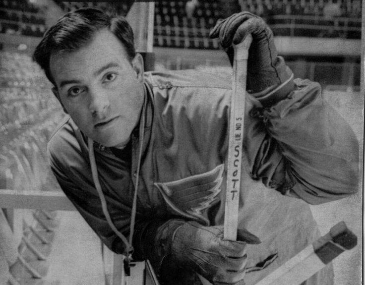 Scotty Bowman | St. Louis Blues | NHL | Hockey