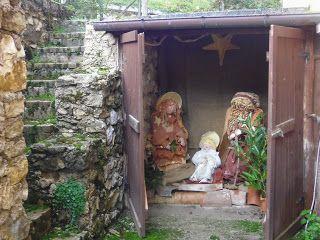I Campi di Mais: ... e li chiamarono Villaggi di  Natale