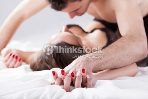 Stock Photo : Erotic moment