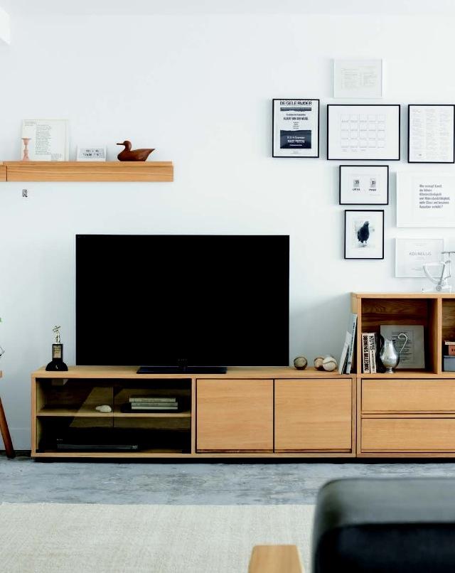 muji tv stand