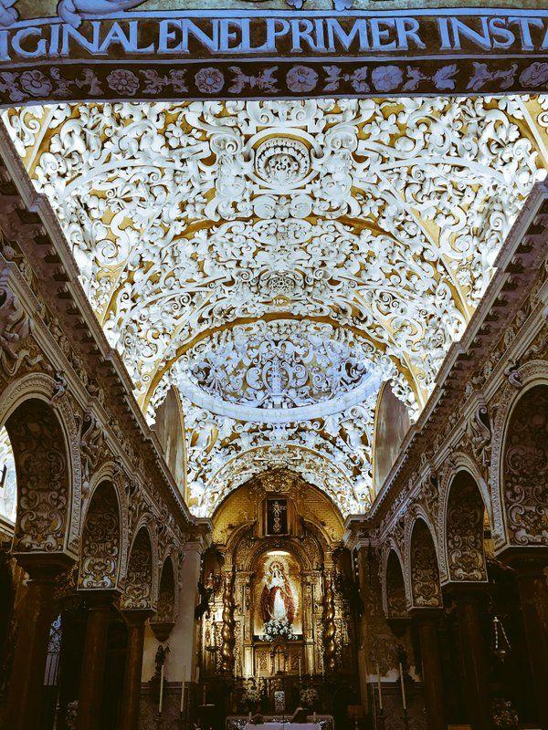 Iglesia Santa María La Blanca ( #Sevilla)