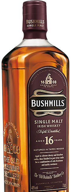 Bushmills 16 Year Whiskey
