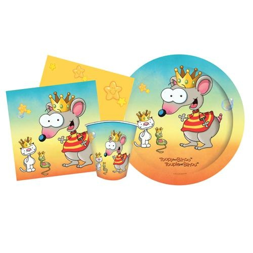 Finally, Toopy and Binoo party supplies! Throw a Toopy party for your little one!