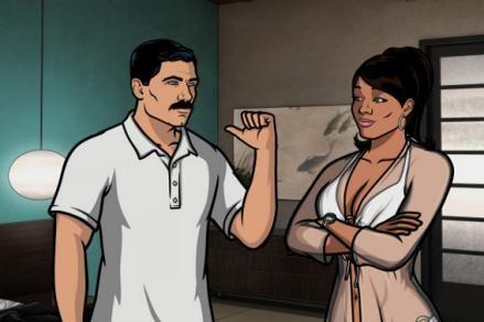 Archer & Lana