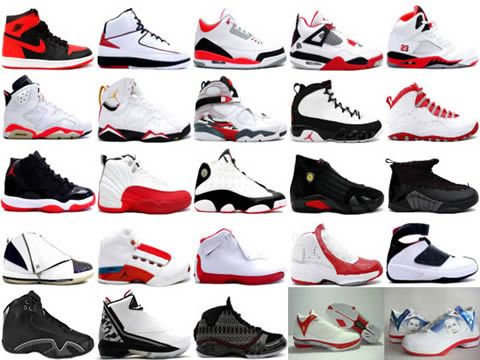 all air jordan shoes ever made