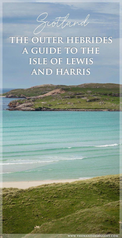 Una guida per l'isola di Lewis e Harris in Scozia