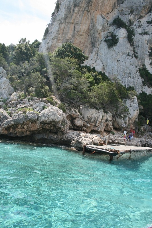 acque turchese - turquois waters - türkises Wasser