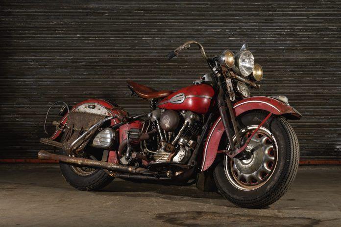 1940 Harley Davidson El The Black Keys Vintage Harley Davidson Motorcycles Harley Davidson Motorcycles Classic Harley Davidson