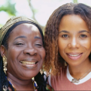 Rita and Bob Marley's first child born to their union and also Bob's eldest biological child