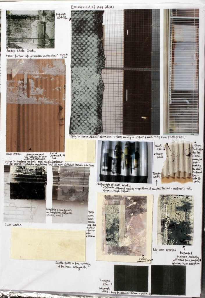 Media trials, sketchbook,. Online support covering all aspects of applying to art college. www.portfolio-oomph.com