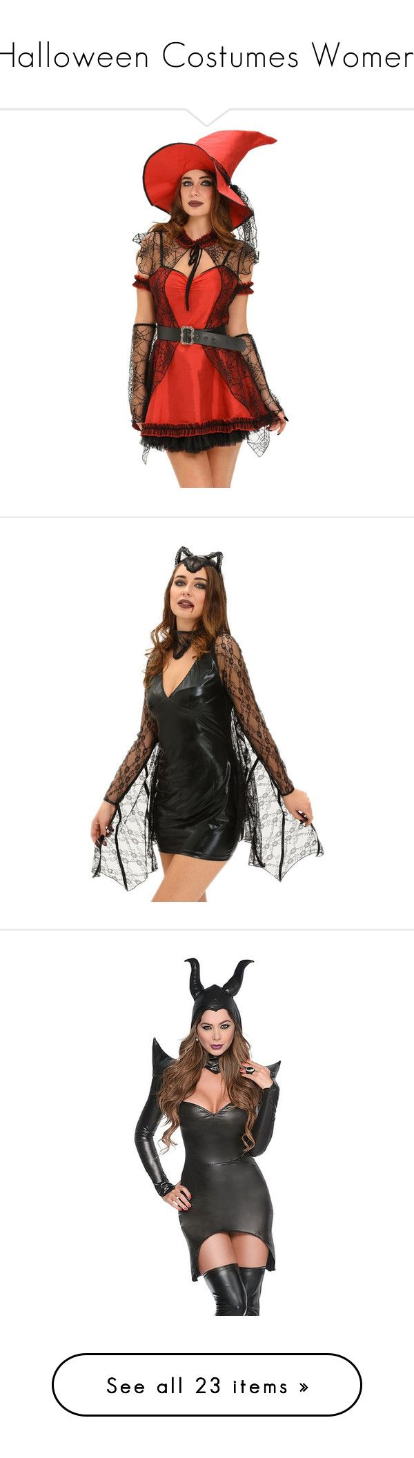 """""""Halloween Costumes Women"""" by modebuy on Polyvore featuring halloweencostumes"""