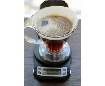 Clever Coffee Dripper.  A simple, consistent and elegant way to make your morning coffee.