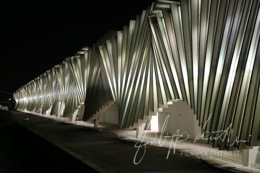 Stazione Tav Reggio Emilia Calatrava 2015
