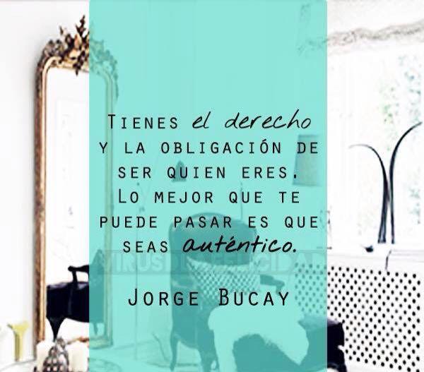 〽️ Jorge Bucay...