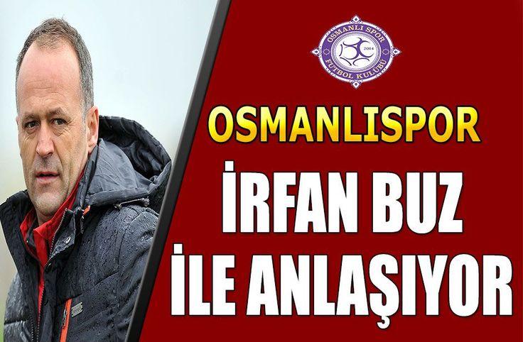Osmanlıspor'da İfran Buz dönemi - 5 haftada 1 puan alabilen Osmanlıspor teknik direktör Bülent Uygun ile yollarını ayırdıktan sonra yeni teknik patronunu belirledi.  En son Yeni Malatyaspor'u Süper Lig'e çıkaran teknik adam İrfan Buz ile prensip anlaşmasına varan Osmanlıspor yönetiminin yeni teknik adamı kısa süre içerisinde - http://bit.ly/2hfm9Ng