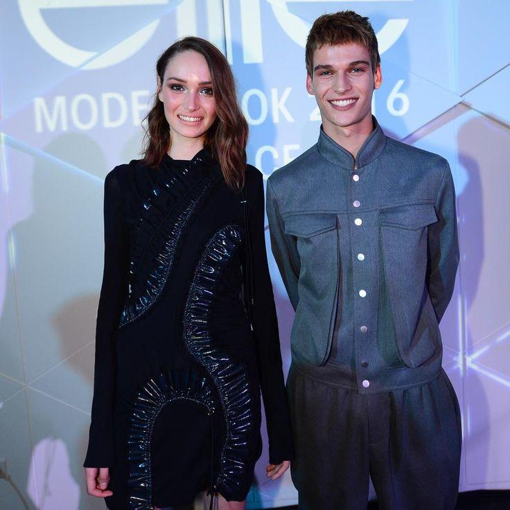 Concours Elite France : Qui sont les grands gagnants du concours Elite Model Look France 2016 - Elle