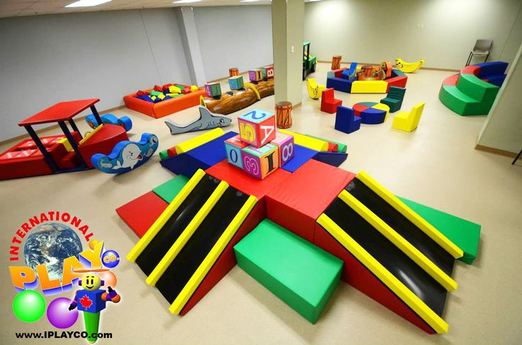 What a great soft indoor play area great for a church for Indoor playground design ideas