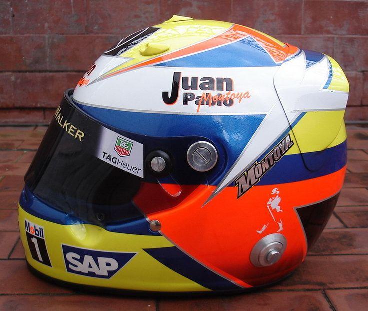 Juan Pablo Montoya - McLaren/Mercedes F1 2006