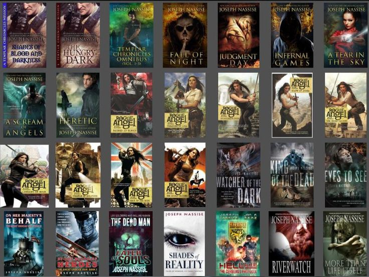 Nassise Ebook Library Giveaway