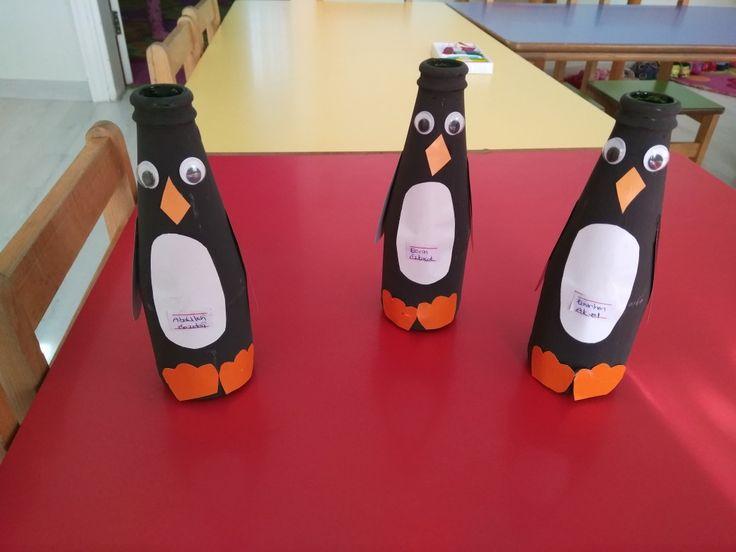 Okul öncesi penguen