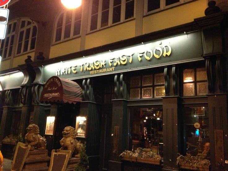 White Trash Fast Food GmbH Schönhauser Allee 6-7 10119 Berlin