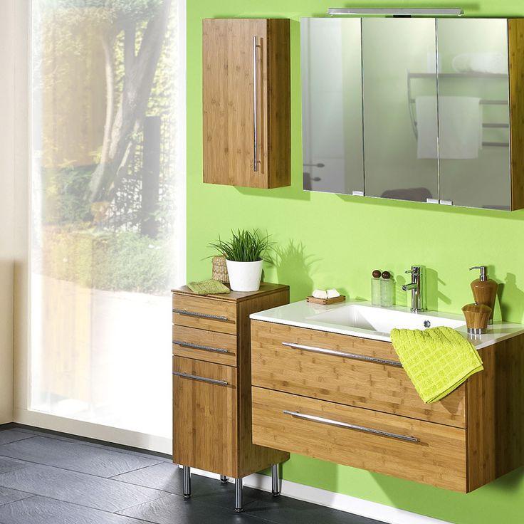 Die besten 25+ Bambus Badezimmer Ideen auf Pinterest Zen - hochglanz kuchen badmobel mobalpa