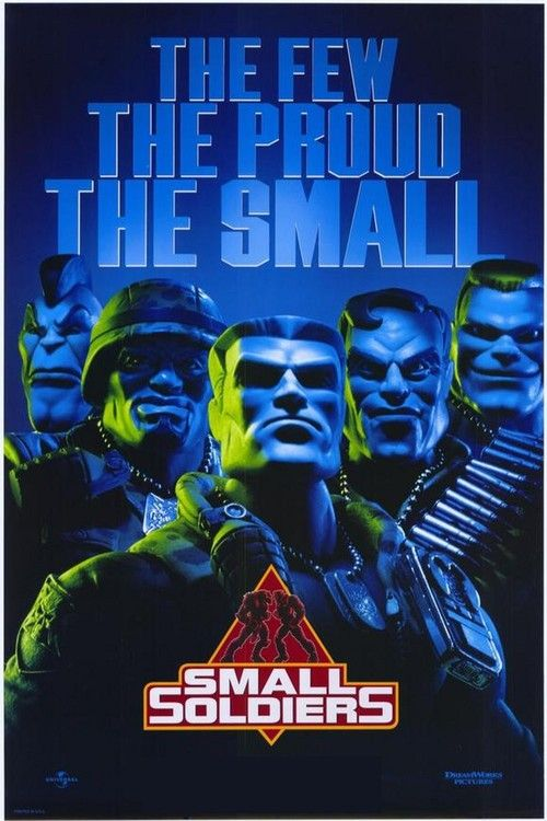 Small Soldiers Full Movie Online 1998