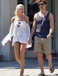 Candice Swanepoel and Hermann Nicoli | Celebrity-gossip.net
