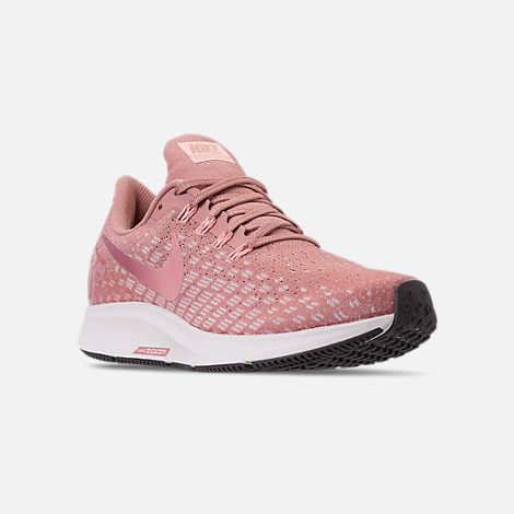 2ce6c5dbd54f3 Three Quarter view of Women s Nike Air Zoom Pegasus 35 Running Shoes