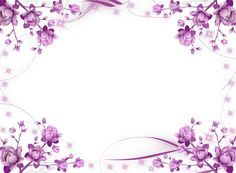 Image Result For Purple Wedding Page Border