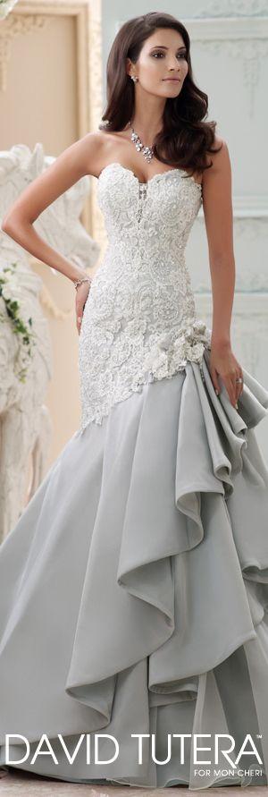 The david tutera for mon cheri spring 2015 wedding dress for How much are mon cheri wedding dresses