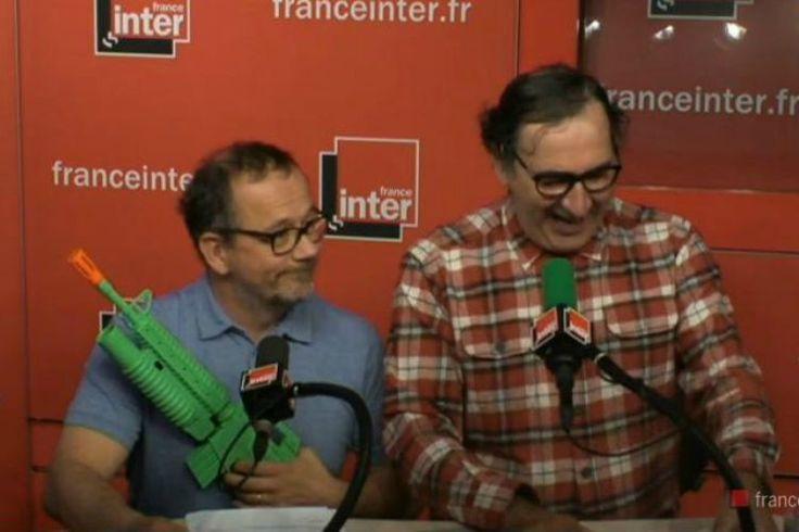 """François Morel fait revivre les """"Daeshiens"""" sur France Inter le 11 septembre 2015 à 10:00"""