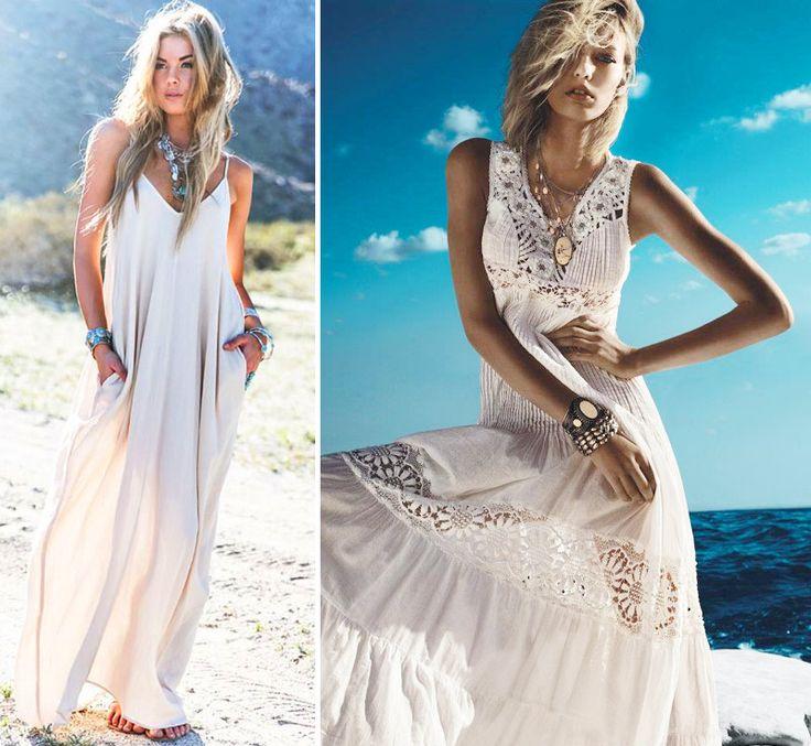 Смотрите, какие платья в тренде этим летом:1, 2. Цветастые платья с длинным рукавом3, 4, 5. Соблазнительно выглядят платья с пуговицами6, 7.Длинные платья в стиле бохо.8, 9, 10. Сарафаны11, 12. Длинные платья с яркими принтами13, 14, 15. Синие платья...