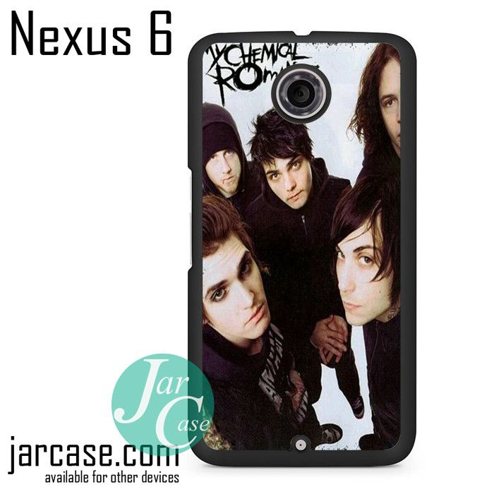 My Chemical Romance Crews Phone case for Nexus 4/5/6