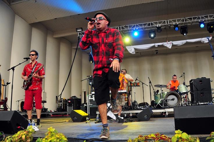 Chico Trujillo - Lollapalooza Chicago 2011 |
