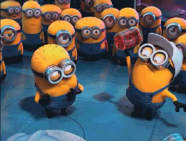 We all love minions, because they look adorable, they do stupid things and they are always funnier … So here we have best Funny Moments of Minions in GIF form.. We hope you will love them, be…