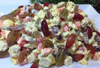Едва выпросила у подруги рецепт. Этот салат производит фурор на праздничном столе - be1issimo.ru