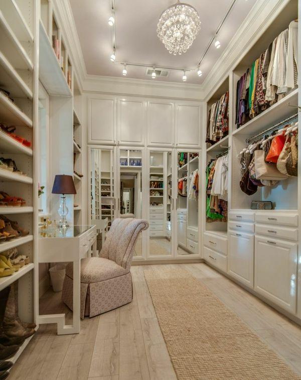 Begehbarer kleiderschrank frau schuhe  97 besten Clothroom elegant Bilder auf Pinterest | Begehbarer ...