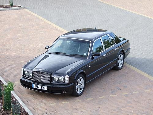 #Bentley Arnage T